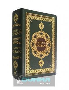Coran Arabe français petit format