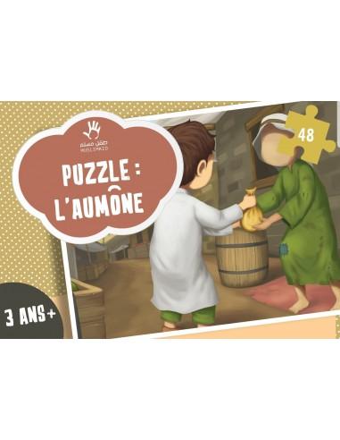 Puzzle L'aumone 48 pieces