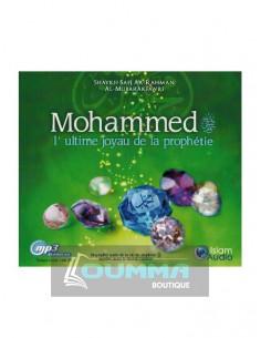 Mohammed l'ultime joyau de la prophétie CD mp3