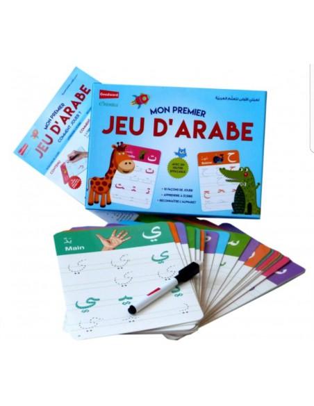 Mon premier jeu d'arabe