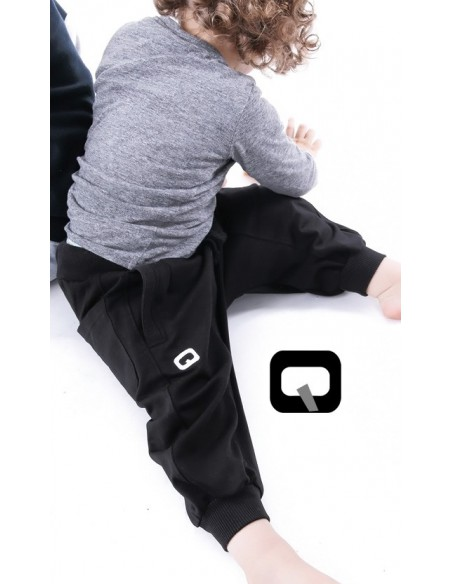 Sarouel jogging noir