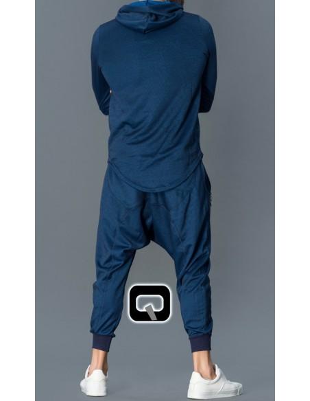 Survêtement Onyx Bleu indigo