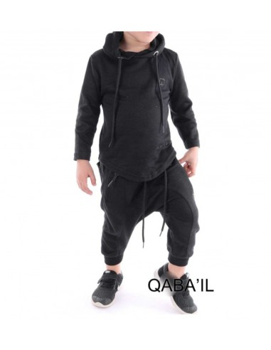 Ensemble Onyx Junior Noir