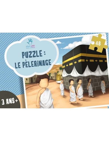Puzzle Pelerinage 48 pieces