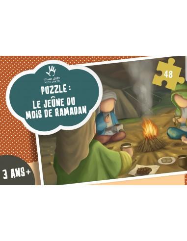 Puzzle Ramadan 48 pieces