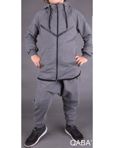 Survêtement Légende Junior gris anthracite