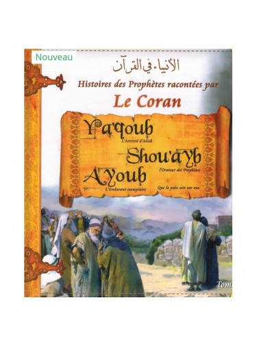 Histoire des prophètes Tome 5