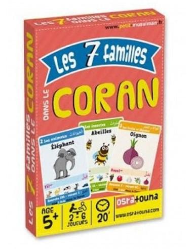 Jeux de 7 familles Dans le Coran