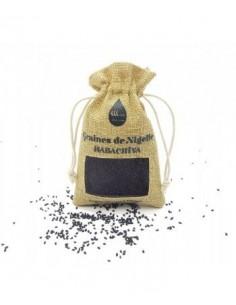 60 Gélules Végétales BIO à la Graine de Nigelle