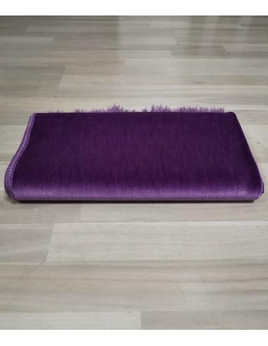 tapis de prière couleur violet prune