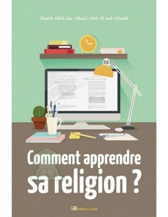 Couverture du livre : Comment apprendre sa religion ?