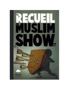 Le recueil du muslim show 3 - BDouin couverture avant