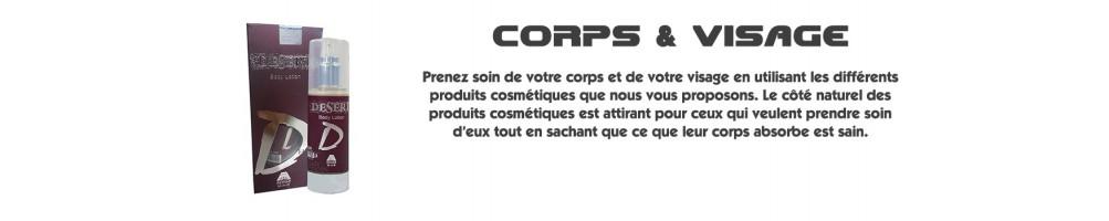 Corps & visage